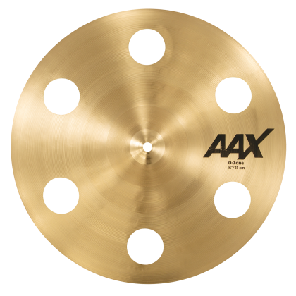 "16"" AAX O-Zone Crash"