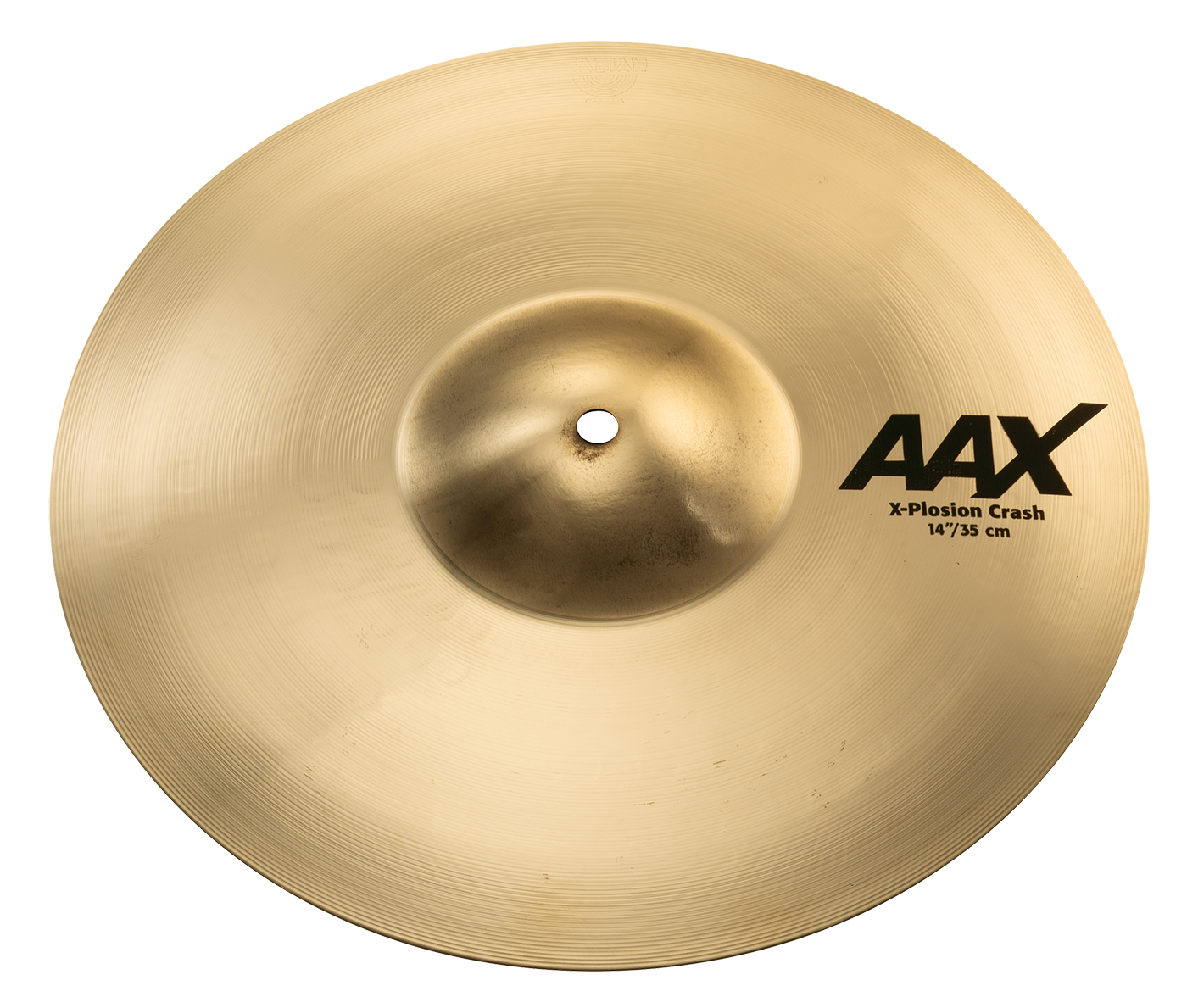 "14"" AAX X-Plosion Crash"