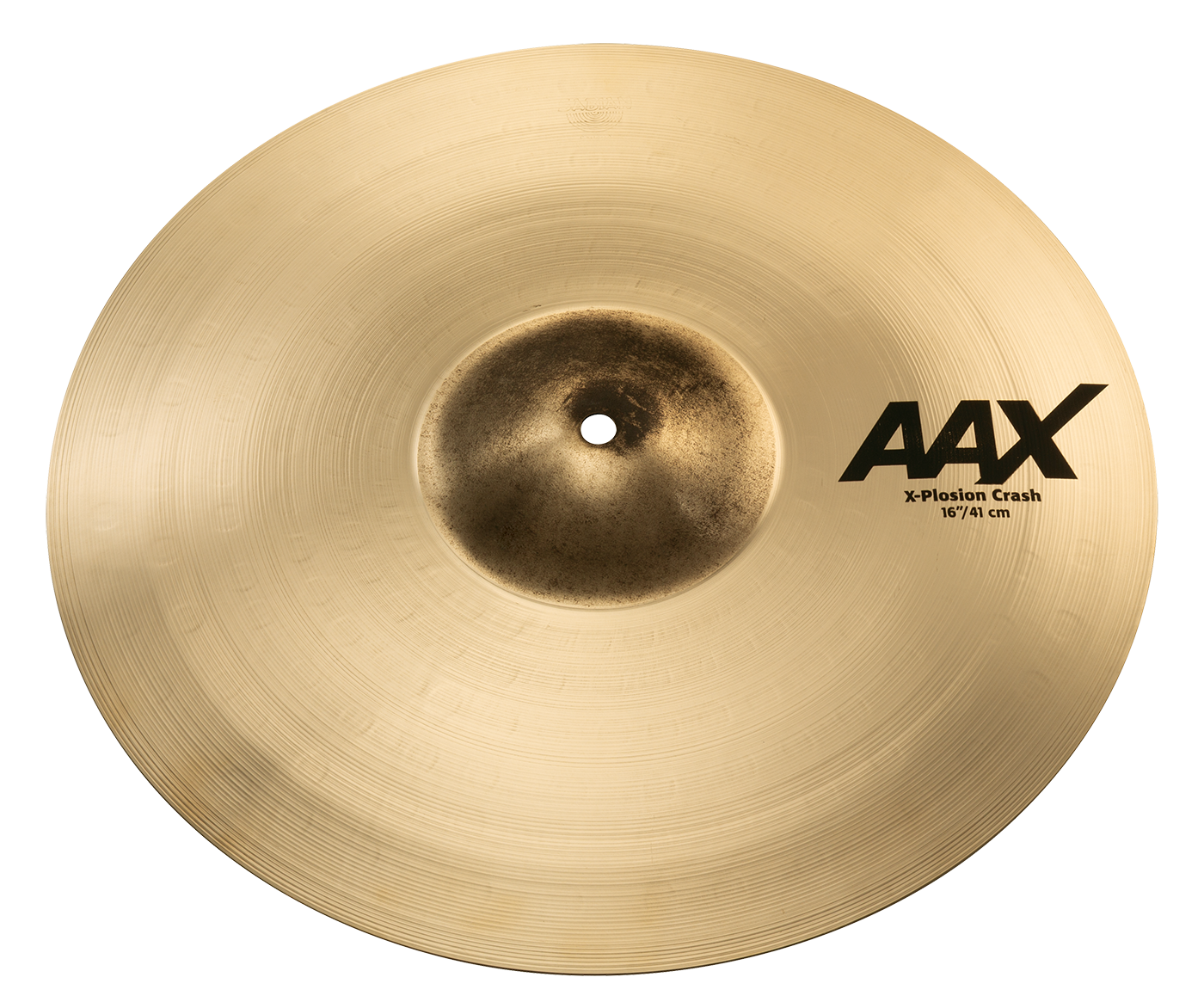 "16"" AAX X-Plosion Crash"
