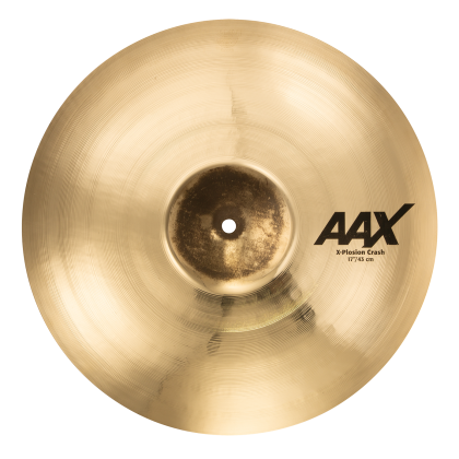 "17"" AAX X-Plosion Crash"