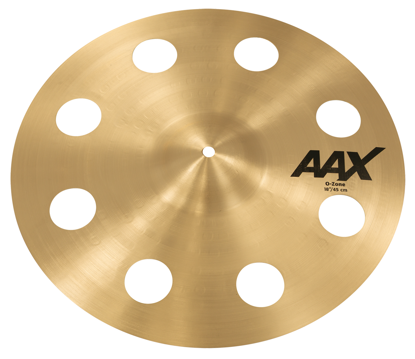 "18"" AAX O-Zone Crash"