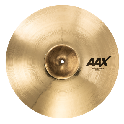 "19"" AAX X-Plosion Crash"