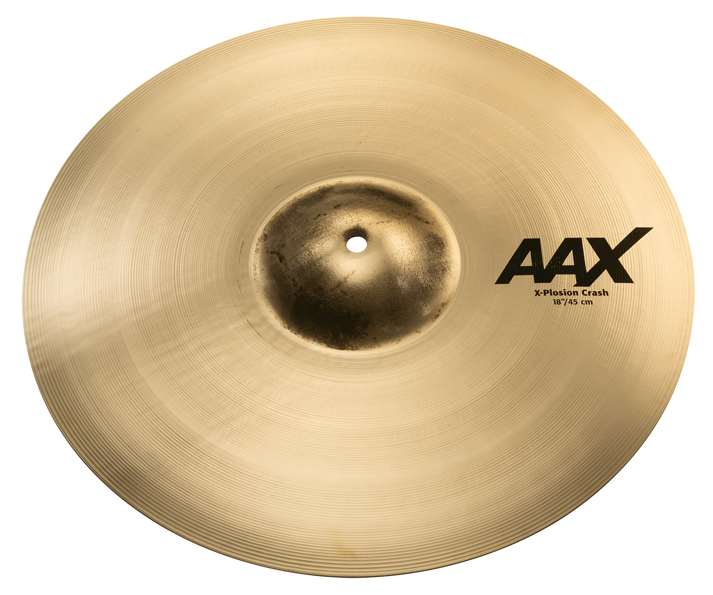 "18"" AAX X-Plosion Crash"