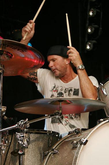 Chad Smith Rocks Historic Concert At Pyramids Of Giza