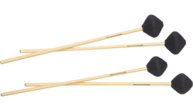 General Suspended Cymbal Mallets with Rattan Handles