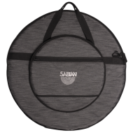 Classic Heathered Black Cymbal Bag