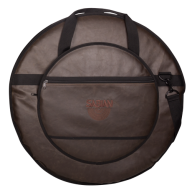 Classic Vintage Brown Cymbal Bag
