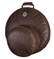Vintage Brown Fast 22 Cymbal Bag