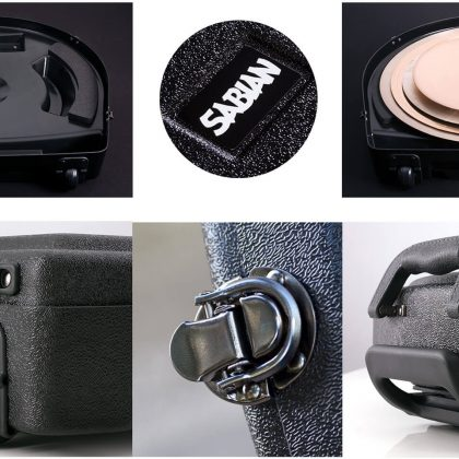 Features of Max Protect Cymbal Bag