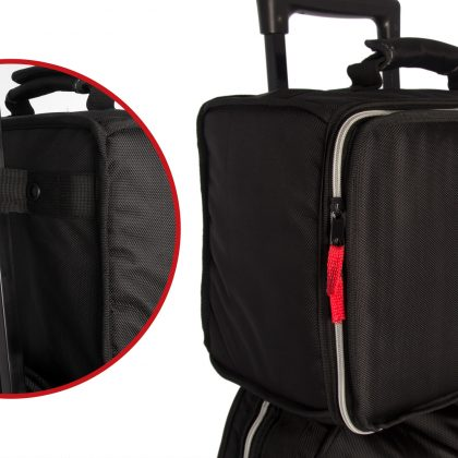 Fast pedal bag