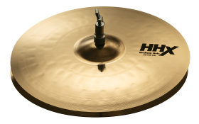 "15"" HHX Medium Hats BR."