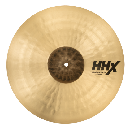 "16"" HHX Medium Crash"