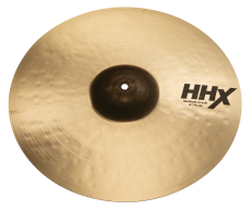 "18"" HHX Medium Crash BR."