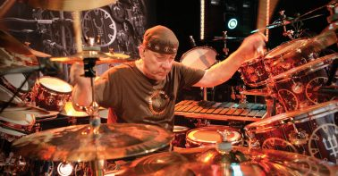 Neil Peart and the Story of Paragon