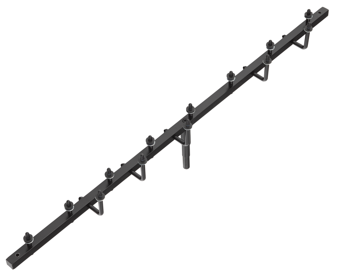 Low Profile Crotale Bar – High Octave Set