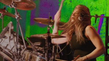 "Jen Ledger of Skillet: ""Basement Drummers"" Beware – Attitude Matters, But Not the Way You Think"