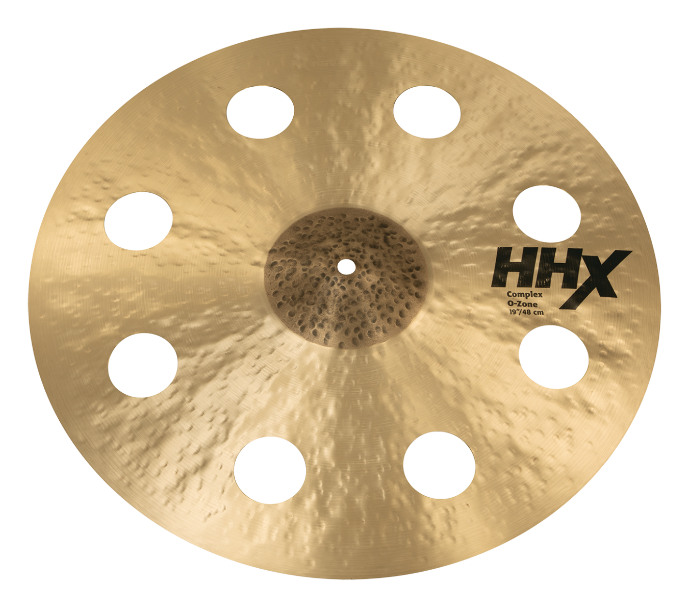 "19"" HHX Complex O-Zone Crash"