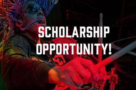 2017 SABIAN/pasic Scholarship Application Now Available!