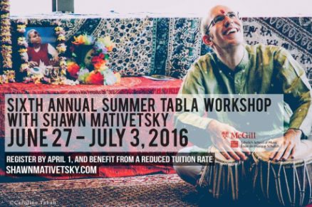Learn Tabla This Summer!