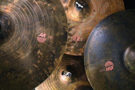 More Big & Ugly Cymbals From SABIAN