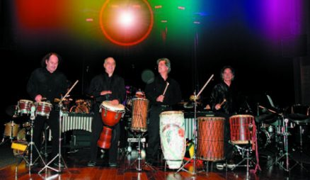 Repercussion Performs Together In Montreal