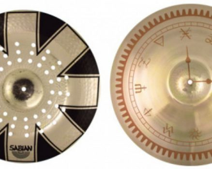 SABIAN Announces Limited Edition Graphic Cymbals