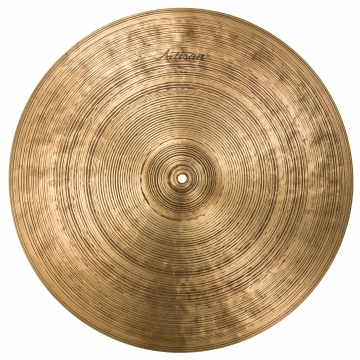 Artisan Elite Are The Pinnacle Of Cymbal Manufacturing