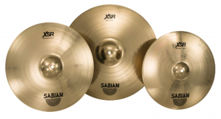 SABIAN Boosts Xsr Line With Key New Models