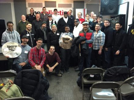 SABIAN Education Network Returns To The Collective Nyc
