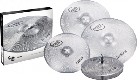 SABIAN Introduces New Line Of Practice Cymbals