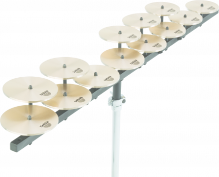 SABIAN Introduces Redesigned Crotales And Mounting Bars