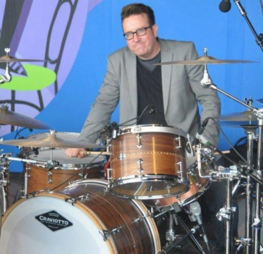 SABIAN Welcomes Bernie Dresel To Artist Family