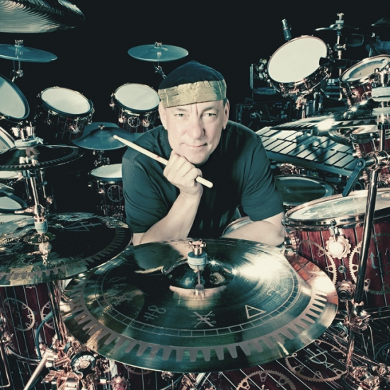 Neil Peart and Paragon