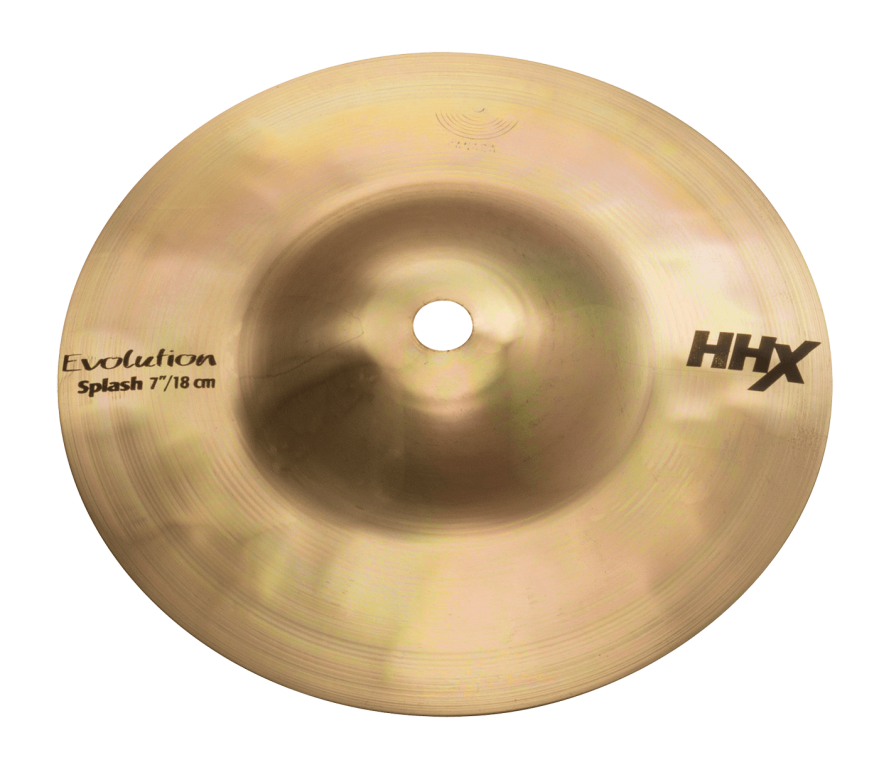 "7"" HHX Evolution Splash"