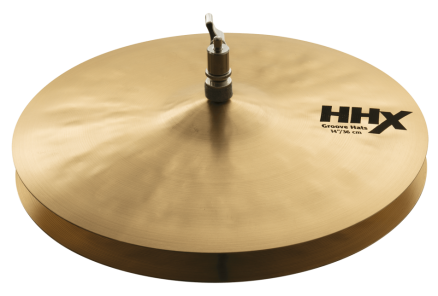 """14"""" HHX Groove Hats"""