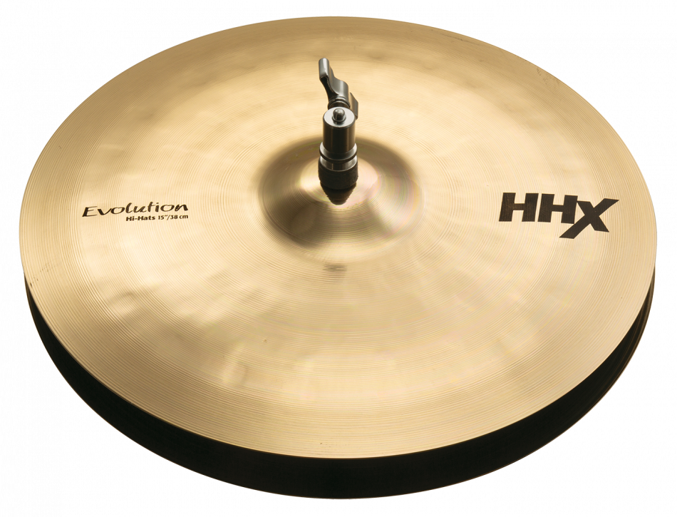 "15"" HHX Evolution Hi-Hats"