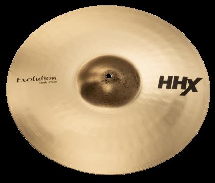 """16"""" HHX Evolution Crash"""