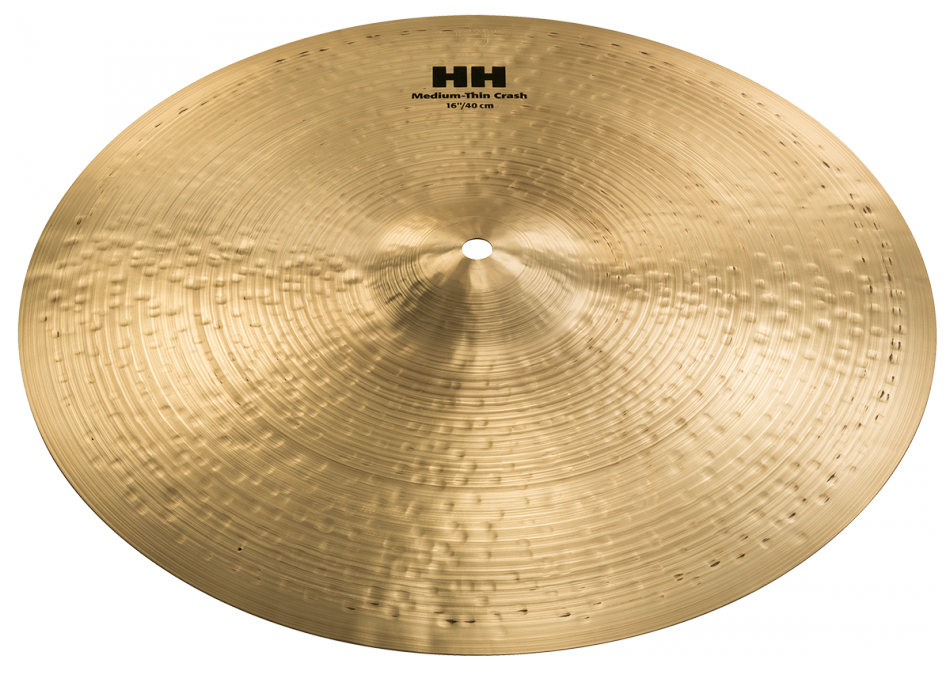 "16"" HH Medium-Thin Crash"