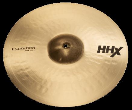 """17"""" HHX Evolution Crash"""