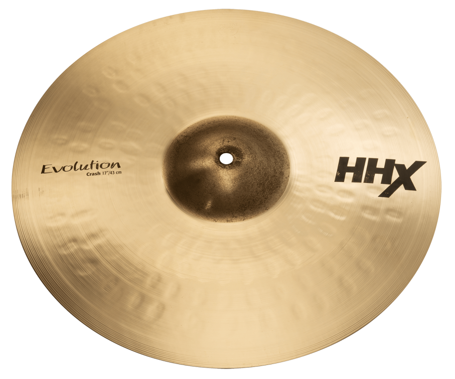 "17"" HHX Evolution Crash"