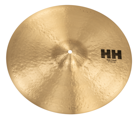 "17"" HH Thin Crash"