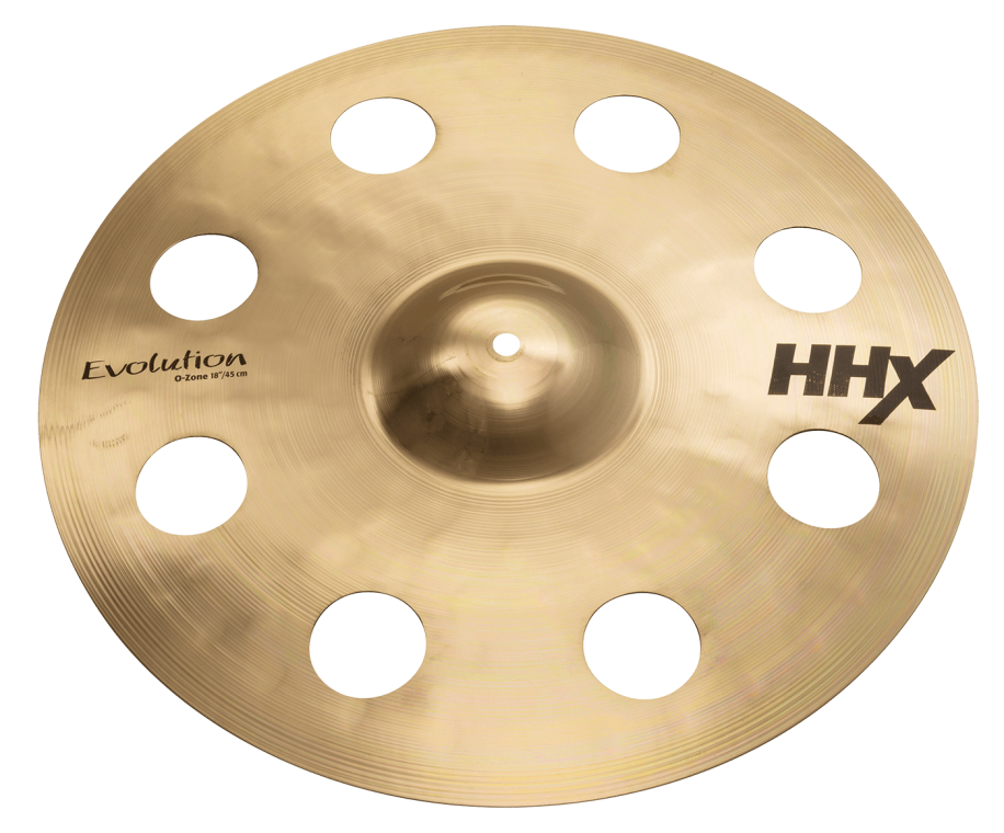 "18"" HHX Evolution O-Zone Crash"
