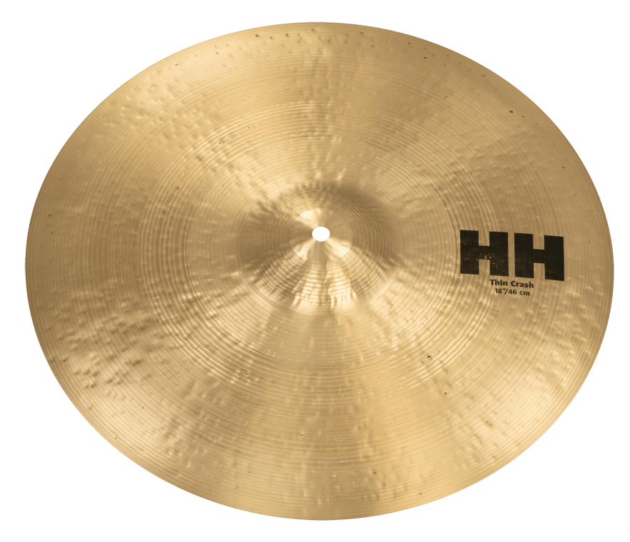 "18"" HH Thin Crash"