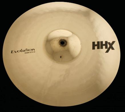 """18"""" HHX Evolution Crash"""