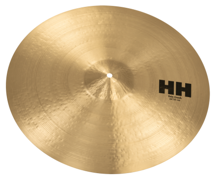 "20"" HH Thin Crash"