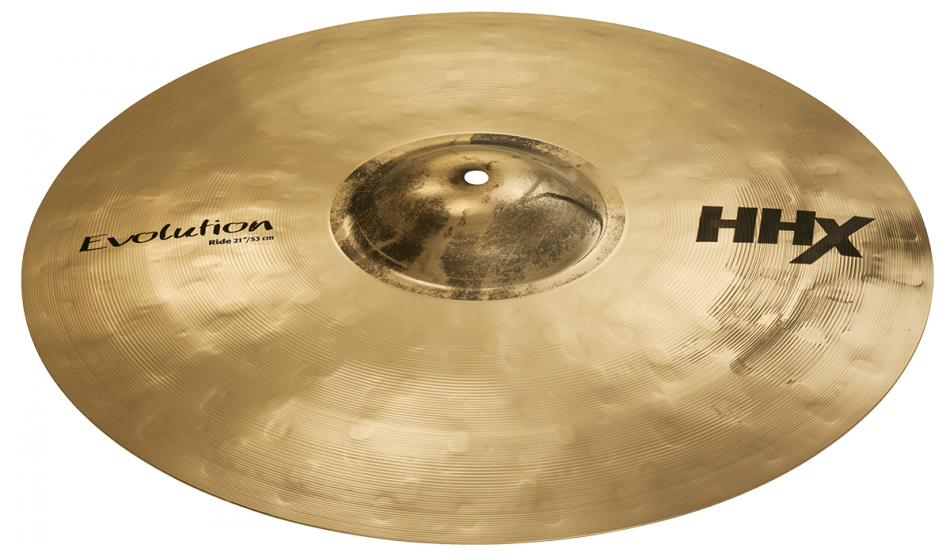"21"" HHX Evolution Ride Brilliant Finish"