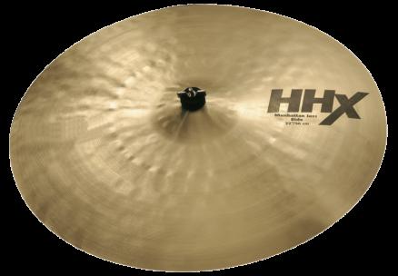 """22"""" HHX Manhattan Jazz Ride"""