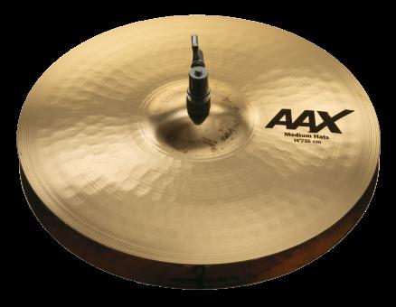"""14"""" AAX Medium Hats Br."""