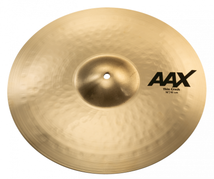 "16"" Thin Crash AAX BR."