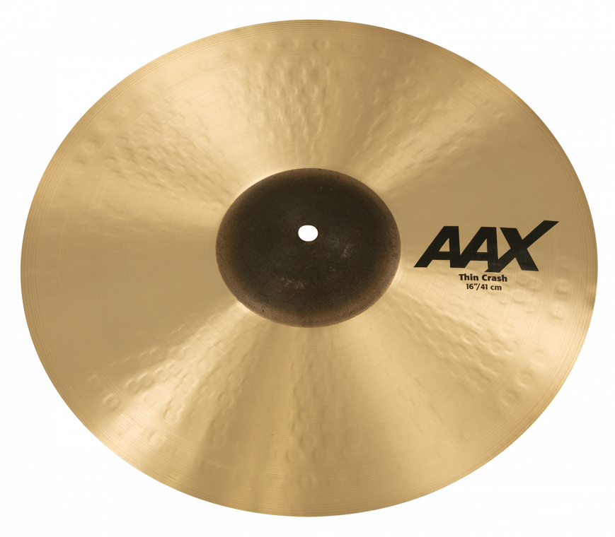 "16"" Thin Crash AAX"
